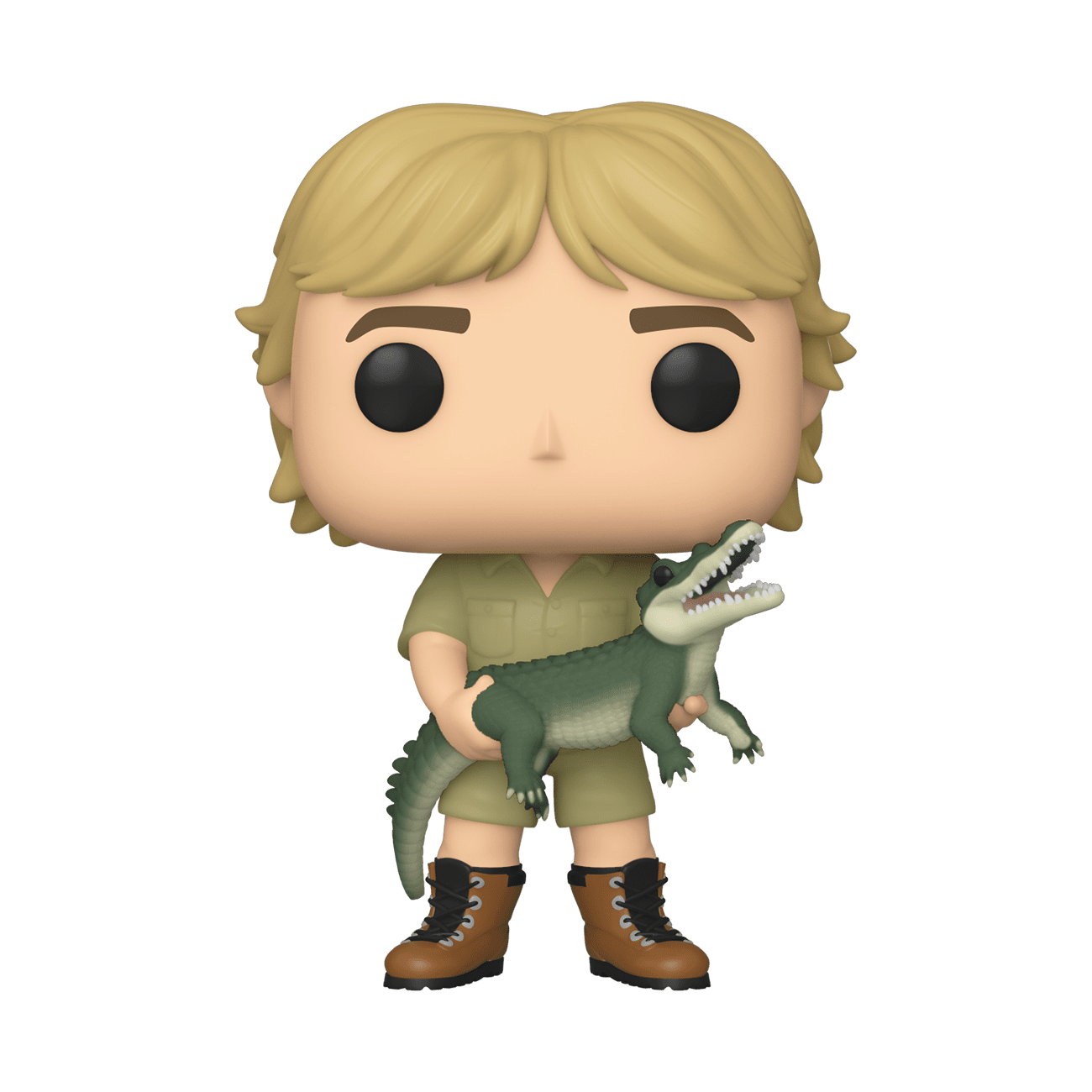 Crocodile Hunter Steve Irwin Chase Bundle (2 Figures)