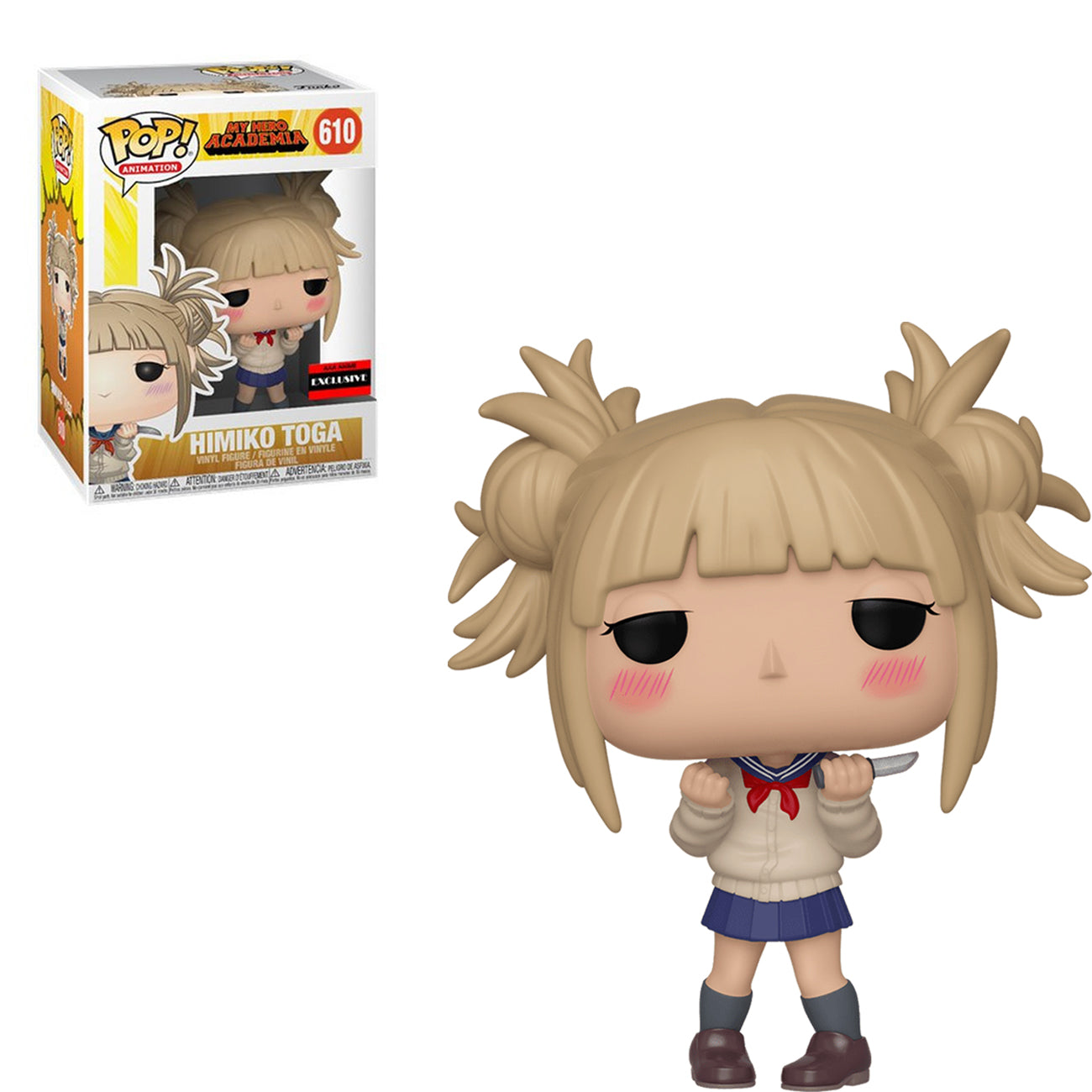 My Hero Academia Himiko Toga AAA Anime Exclusive