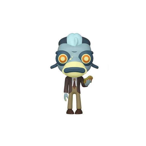 Rick and Morty Tony Exclusive
