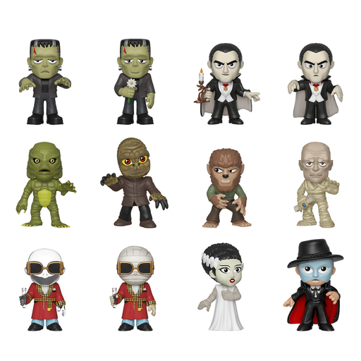 Universal Monsters Mystery Minis [Individual] (August Preorder)