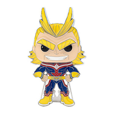 My Hero Academia All Might Large Enamel Pin (November Preorder)