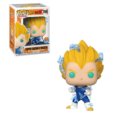 Dragon Ball Z Super Saiyan 2 Vegeta Previews Exclusive