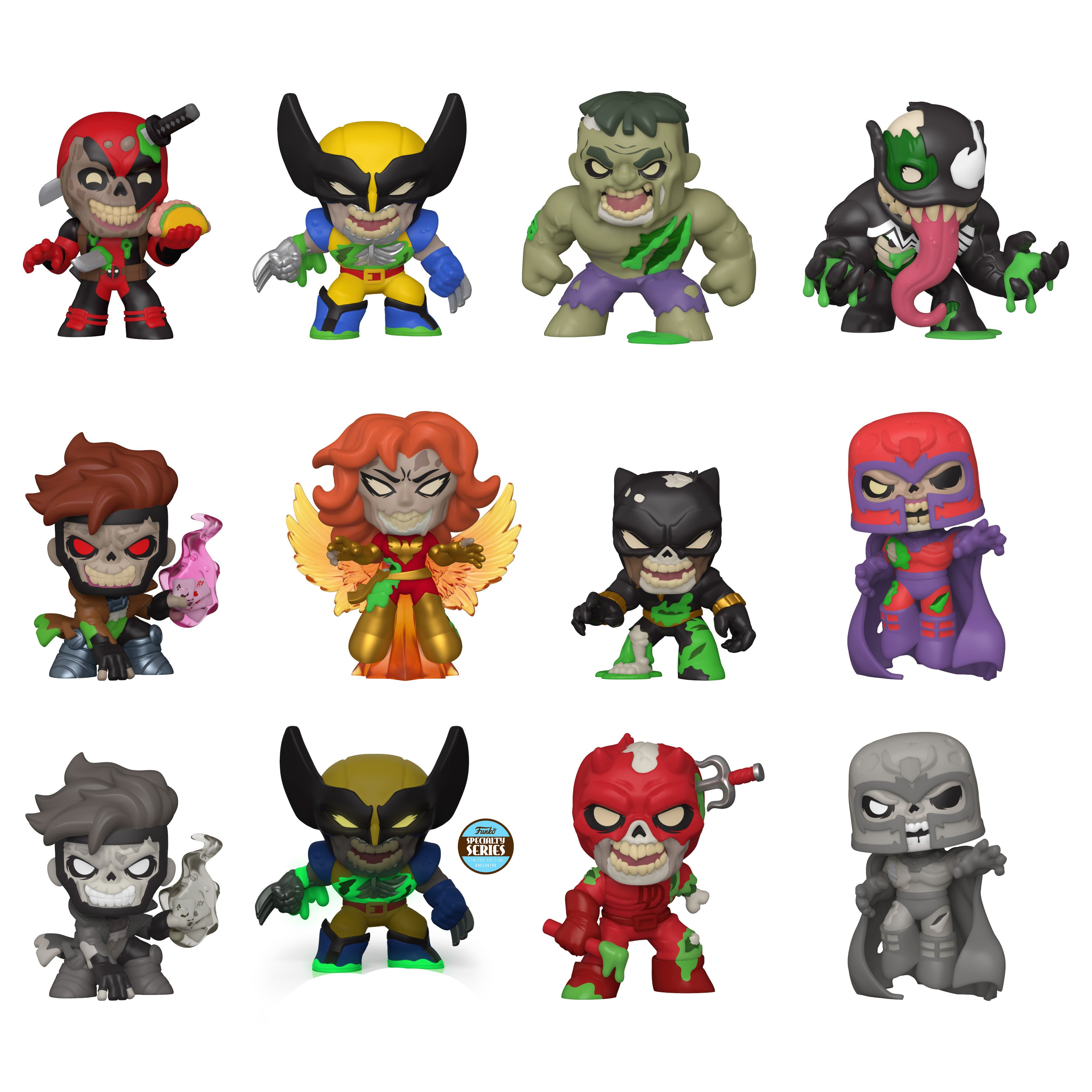 Marvel Zombies Specialty Series Mystery Minis (Case of 12)