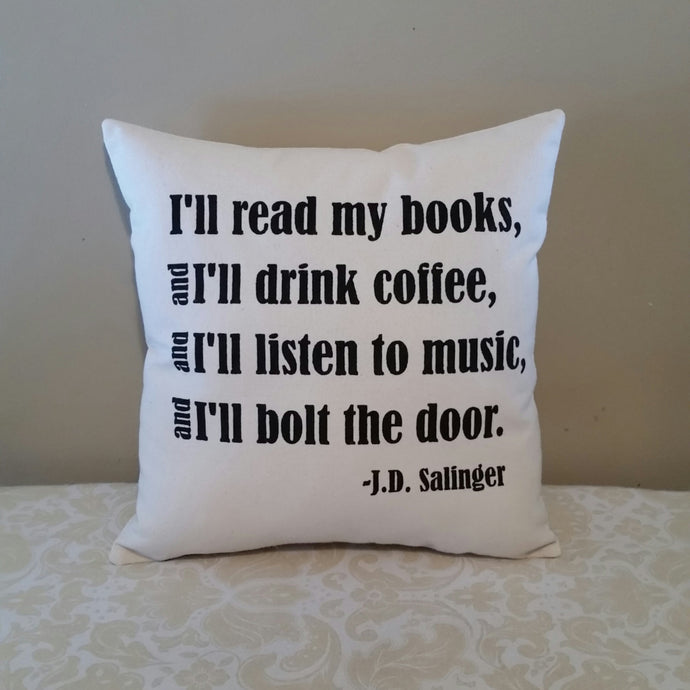 Pillow for Dad | Retirement gift for teacher
