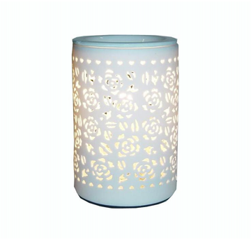Electric Oil Burner/Night Light Large - Rose
