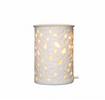 Electric Oil Burner/Night Light Large - Flower