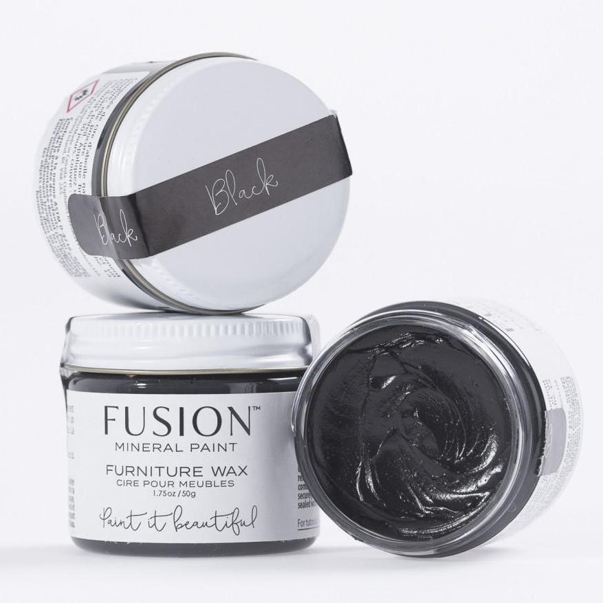 Furniture Wax - Black 50g