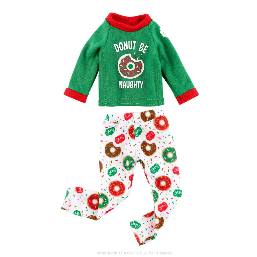 Claus Couture Collection - Donut Be Naughty Pjs