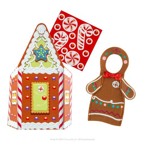 Claus Couture Collection - Jolly Ginger Bread Set
