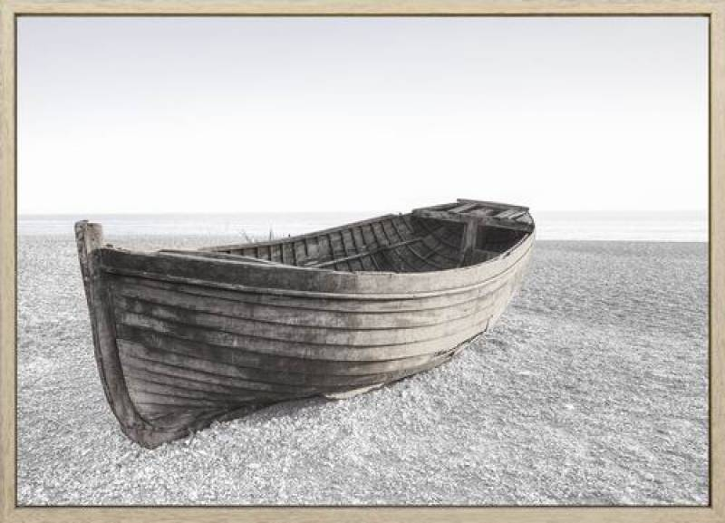 Rustic Boat 100x140 - PICK UP ONLY