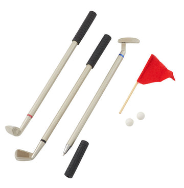 Mini Desk Golf Pen Set/3