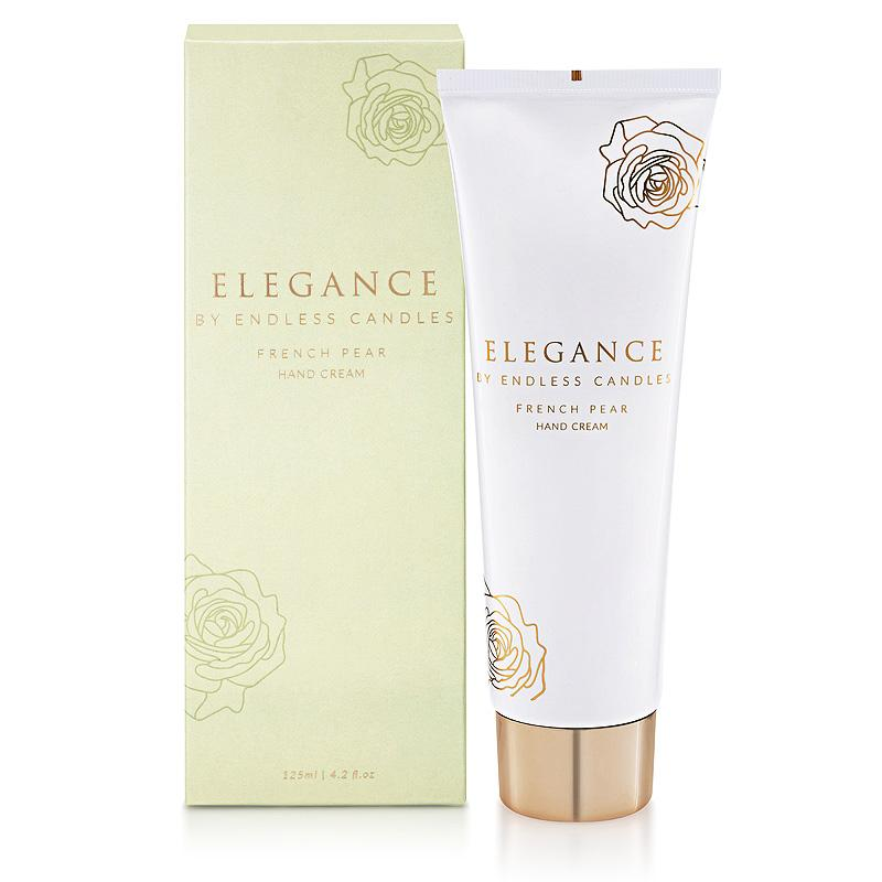 Elegance Hand Cream - French Pear