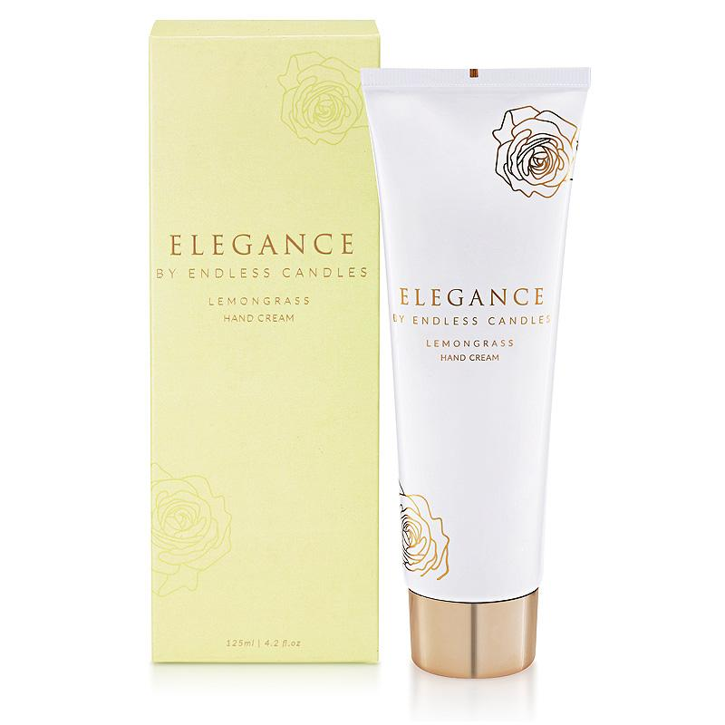 Elegance Hand Cream - Lemongrass