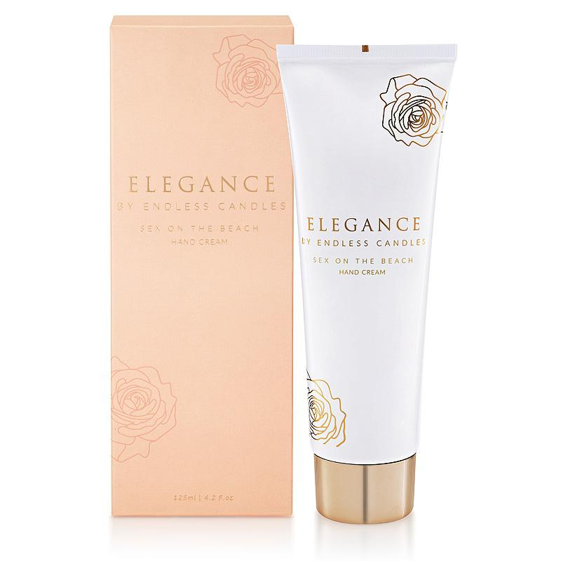 Elegance Hand Cream - Sex on the Beach