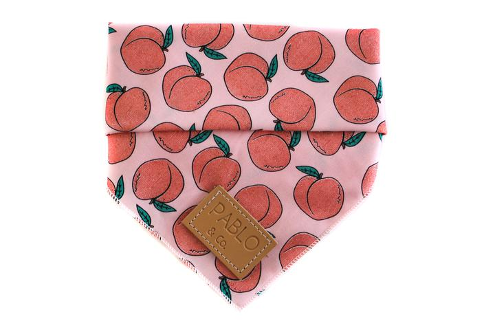Kiss My Peach Bandana
