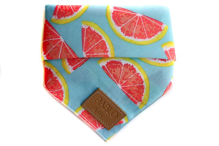 Grapefruit Bandana
