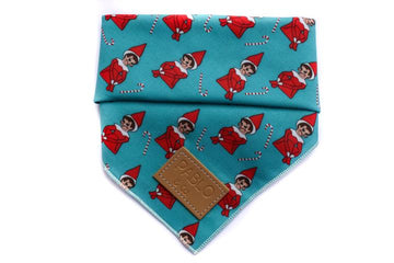 Elf on the Shelf Bandana