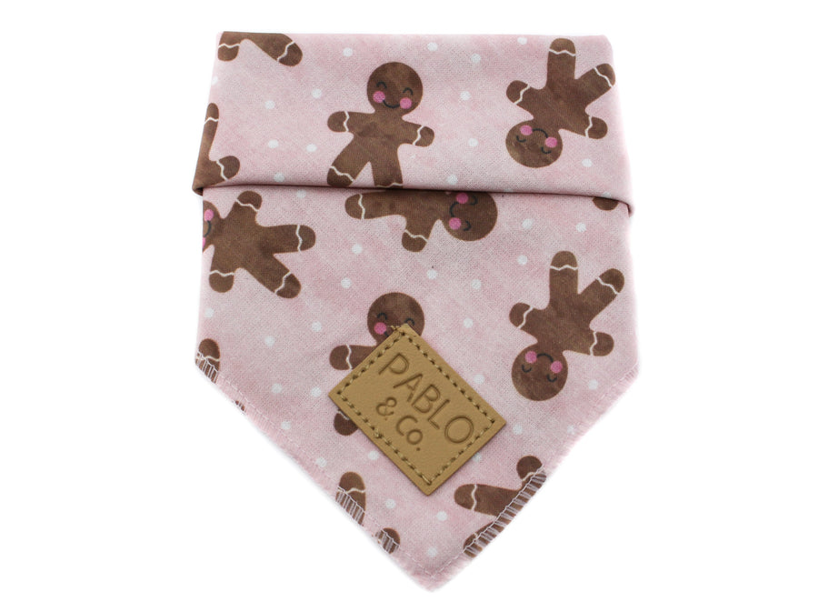 Blushing Gingerbread Bandana