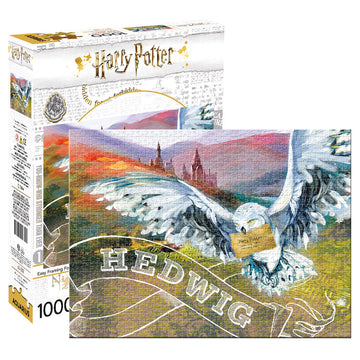 Harry Potter - Hedwig 1000pc Puzzle
