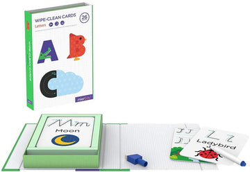 Wipe Clean Activity Set - Letters