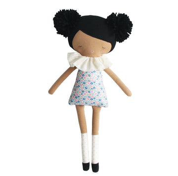 Little Lottie Doll - Blue 34cm