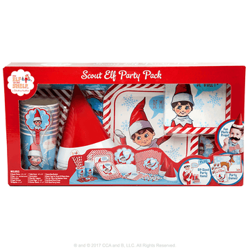 Scout Elf Breakfast Party Pack