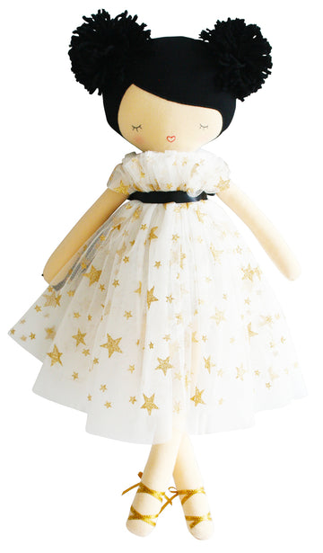 Iris Pom Pom Doll - Gold Star 48cm