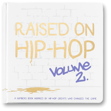 Raised on Hip-Hop Vol.2 - Numbers