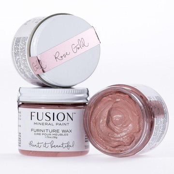 Furniture Wax - Rose Gold 50g