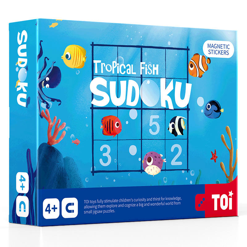 Tropical Fish Sudoku