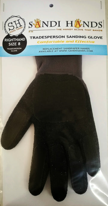 TRADESMEN GLOVE - RIGHTHAND