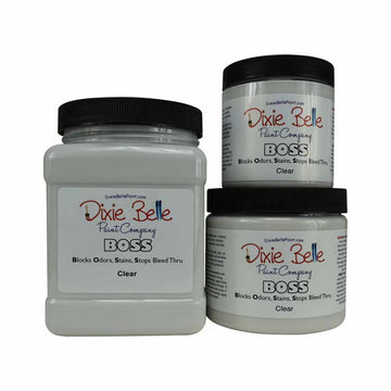 BOSS - Clear - 8oz / 236ml