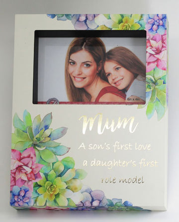 Garden of love Photo Frame - Mum 4x6