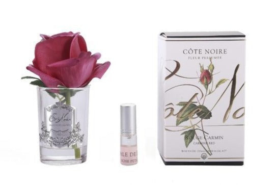 Cote Noire - Rose Bud Carmine Red
