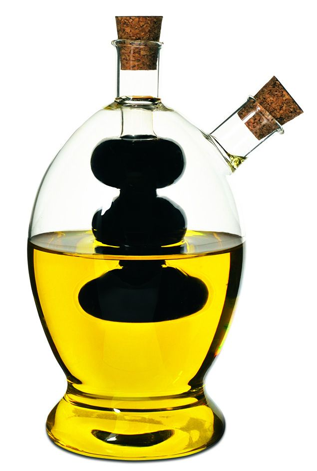 Napoli Oil & Vinegar Bottle