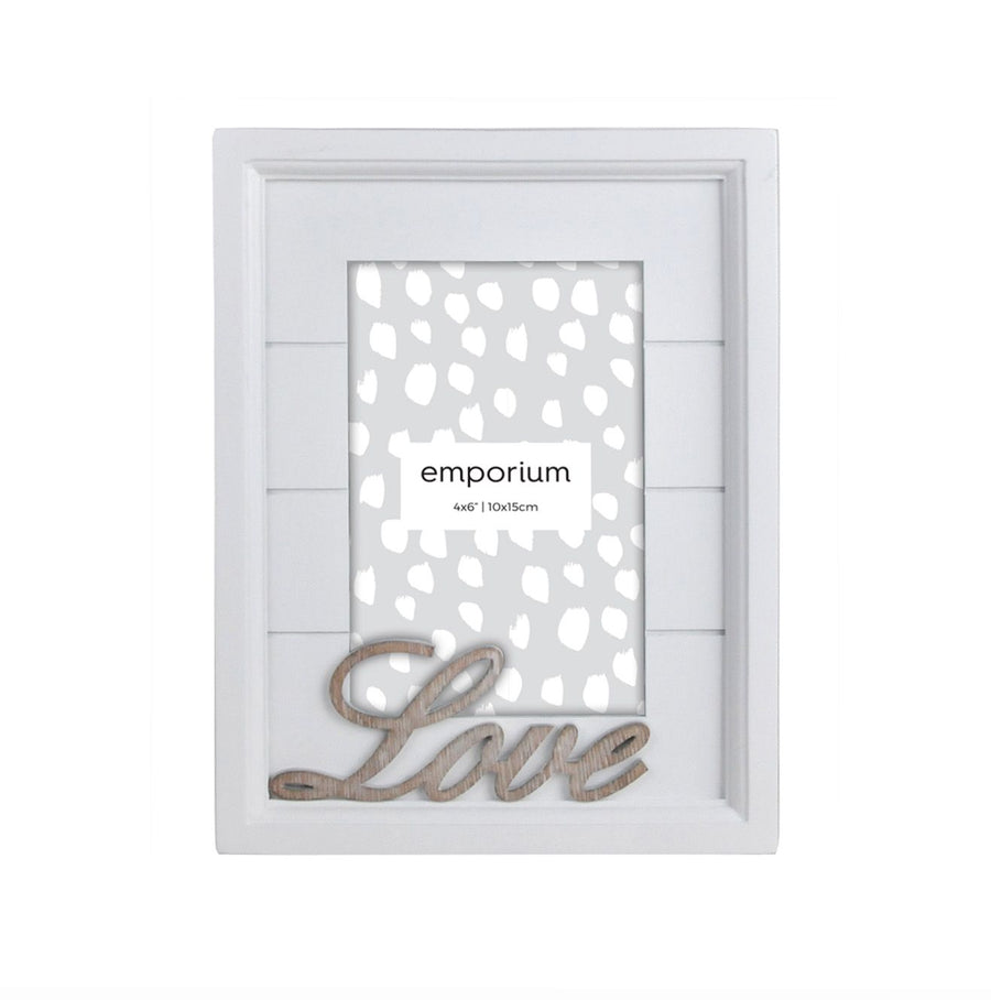 Love Photo Frame 4x6