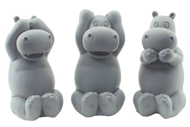 Wise Hippos