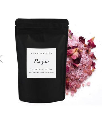 Rose Bath Soak Sachet