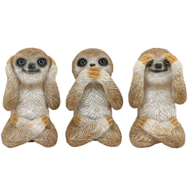 Wise Sloths