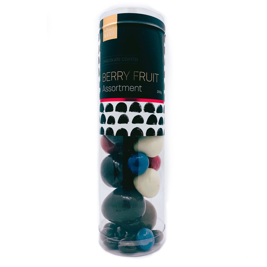Berry Fruit Mix (freeze dried) Cylinder