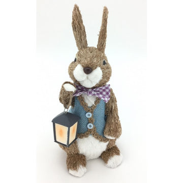 Rabbit with Lantern