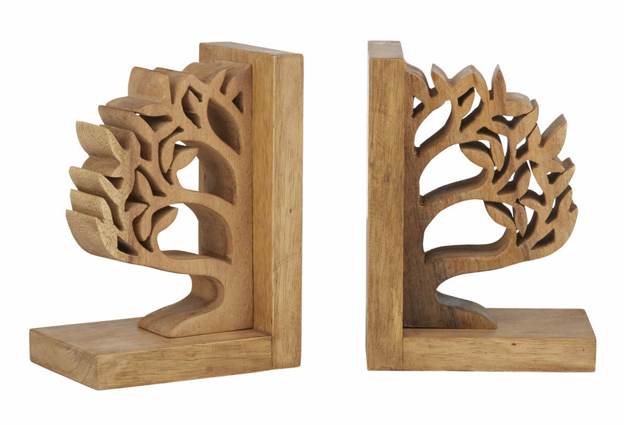S/2 Tree Of Life Book Ends