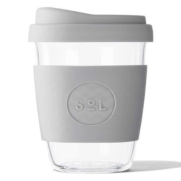 Sol Cup 12oz Cool Grey