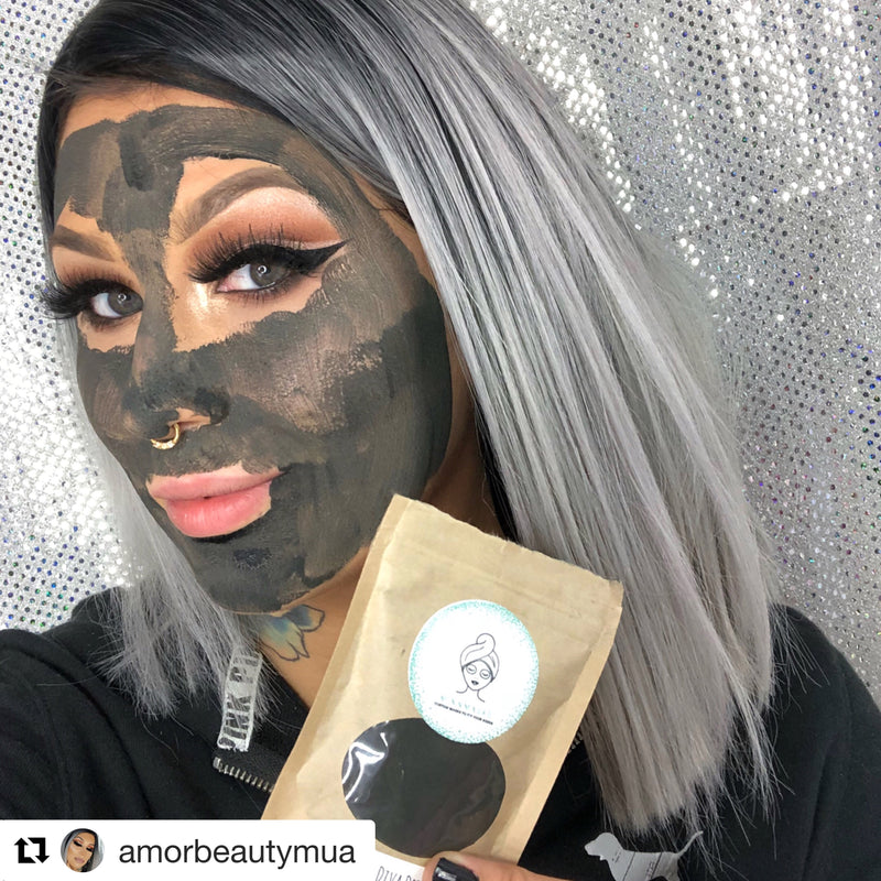 Diva Detox- Signature Face mask
