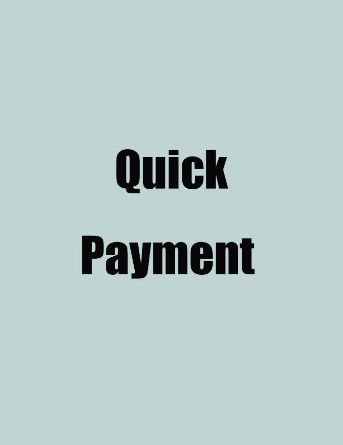 Quick Payment
