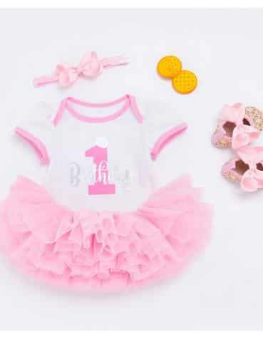 2018 Newborn TUTU Skirt Suit One Year Old Photography Clothing Prop - Shop Backdrop