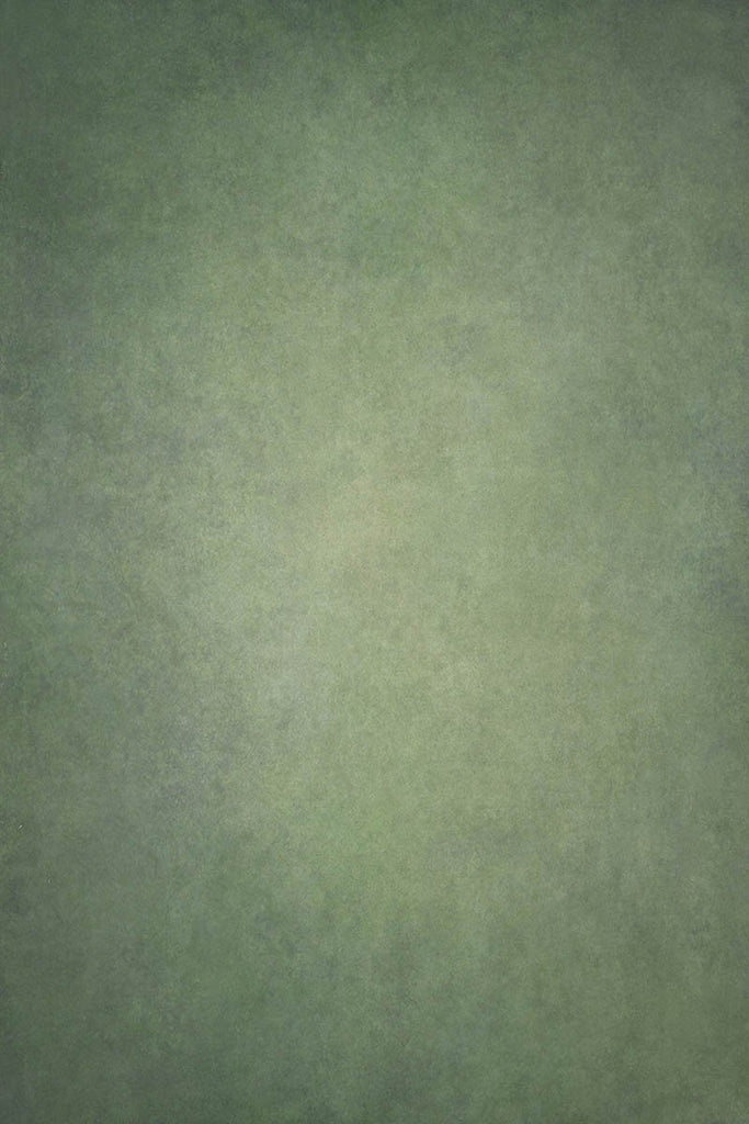 Dark Sea Green Abstract Backdrop For Portrait Photography K-0023