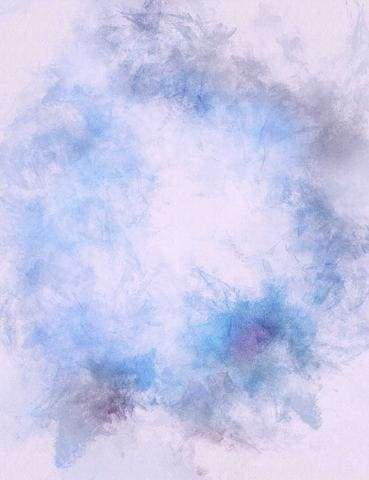 Abstract Blue Circle With Light Pink Texture Printed Backdrop - Shop Backdrop