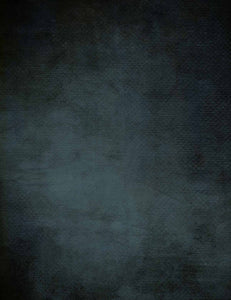 Abstract Dark And Cold Blue Old Master Printed Photography Backdrop - Shop Backdrop