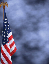 Abstract Gray Purple With American Flag Photography Backdrop J-0620 - Shop Backdrop